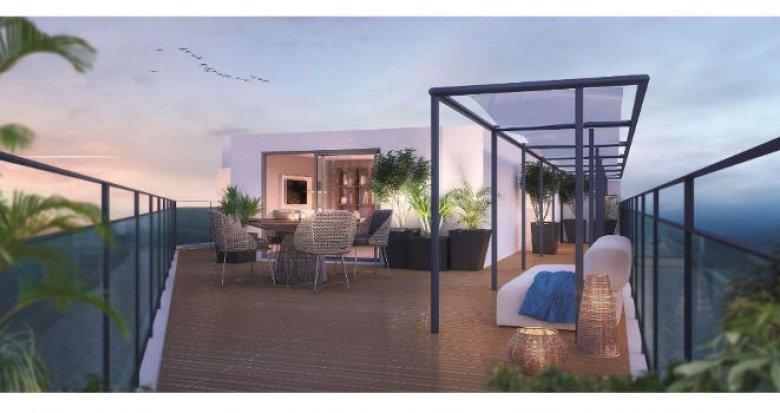 Achat / Vente immobilier neuf Colombes proche commerces et transports (92700) - Réf. 2719