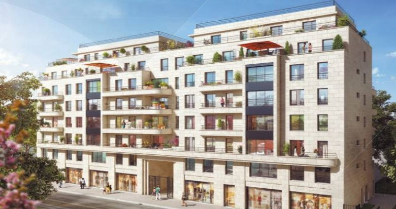 Achat / Vente immobilier neuf Colombes proche mairie (92700) - Réf. 3577