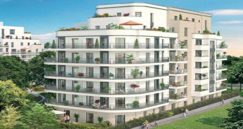 Achat / Vente immobilier neuf Colombes proche Tramway T1 et Transilien J (92700) - Réf. 5701