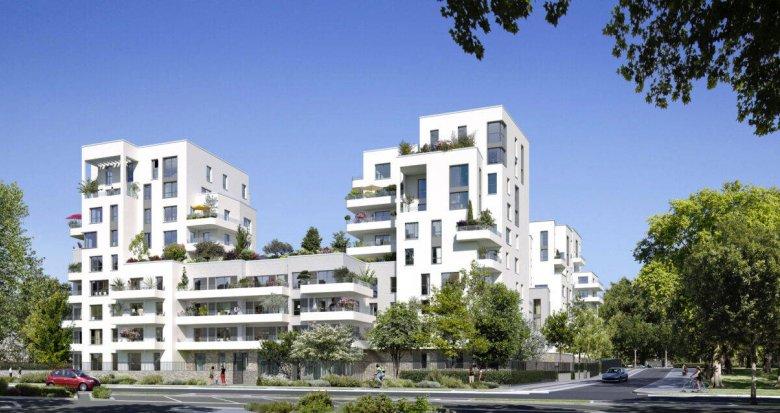 Achat / Vente immobilier neuf Fontenay-aux-Roses au coeur du quartier des Paradis (92260) - Réf. 6196