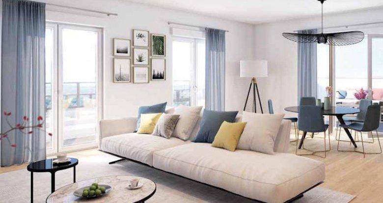 Achat / Vente immobilier neuf Garches proche centre-ville (92380) - Réf. 4532