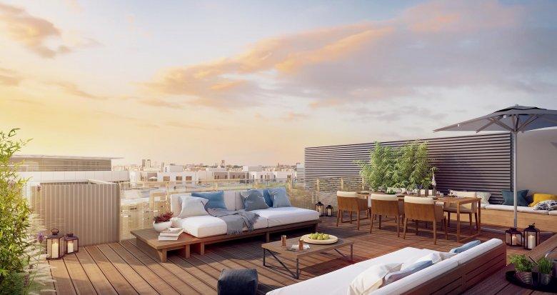 Achat / Vente immobilier neuf Issy-Les-Moulineaux coeur centre-ville (92130) - Réf. 3337