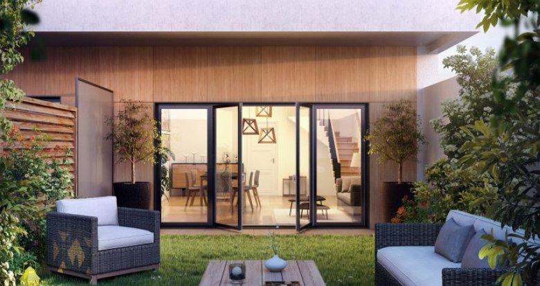 Achat / Vente immobilier neuf Issy-les-Moulineaux proche centre-ville (92130) - Réf. 787