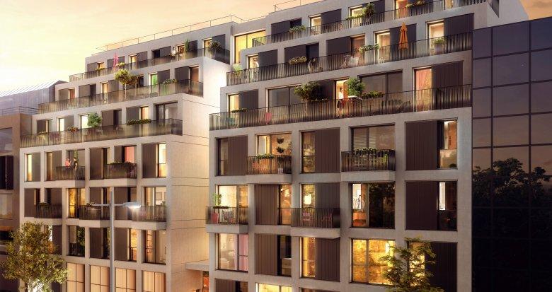 Achat / Vente immobilier neuf Issy les Moulineaux proche place de la mairie (92130) - Réf. 2476