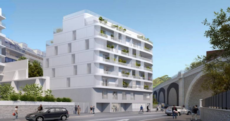 Achat / Vente immobilier neuf Issy-les-Moulineaux proche RER C (92130) - Réf. 5834
