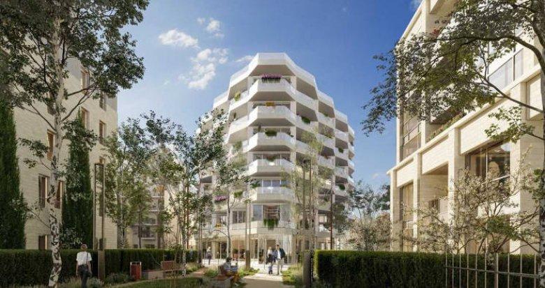 Achat / Vente immobilier neuf Meudon au pied du tramway T6 (92190) - Réf. 4999
