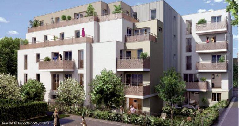 Achat / Vente immobilier neuf Meudon cœur centre proche gare (92190) - Réf. 3351