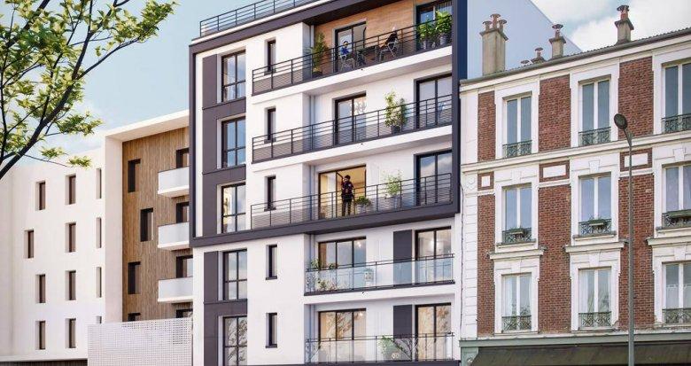 Achat / Vente immobilier neuf Meudon en bord de Seine (92190) - Réf. 6199