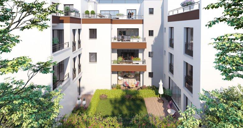 Achat / Vente immobilier neuf Meudon proche RER C (92190) - Réf. 1575