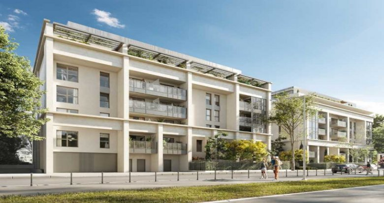 Achat / Vente immobilier neuf Meudon proche tramway 6 (92190) - Réf. 5138