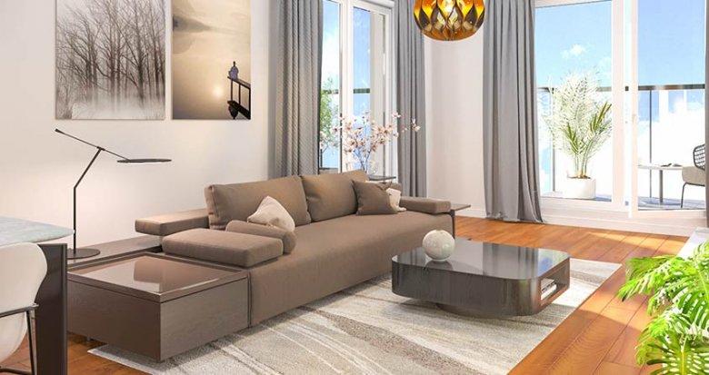 Achat / Vente immobilier neuf Meudon quartier My Meudon (92190) - Réf. 2438