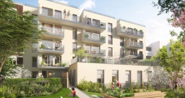 Achat / Vente immobilier neuf Montrouge centre-ville (92120) - Réf. 2477