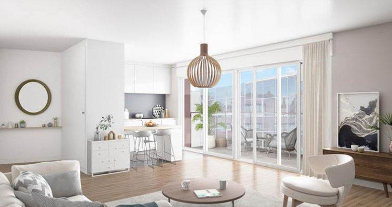 Achat / Vente immobilier neuf Montrouge proche métro (92120) - Réf. 2279