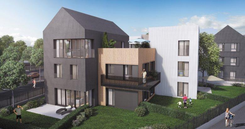 Achat / Vente immobilier neuf Nanterre proche centre-ville (92000) - Réf. 2769