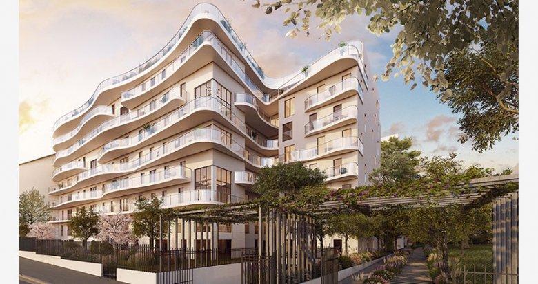 Achat / Vente immobilier neuf Neuilly-sur-Seine sur l'île de la Jatte (92200) - Réf. 1779