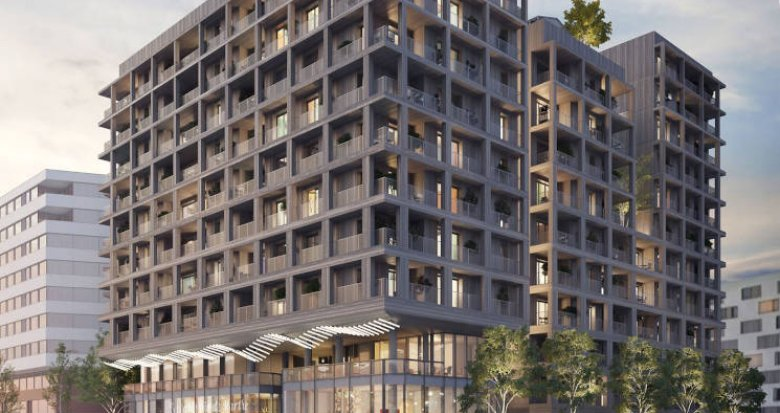 Achat / Vente immobilier neuf Paris 13 proche RER et Université Sorbonne (75013) - Réf. 4671