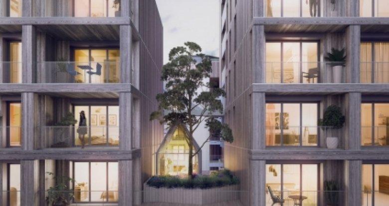 Achat / Vente immobilier neuf Paris 13 Rive Gauche (75013) - Réf. 2888