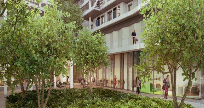 Achat / Vente immobilier neuf Paris 13 Rive Gauche (75013) - Réf. 2886