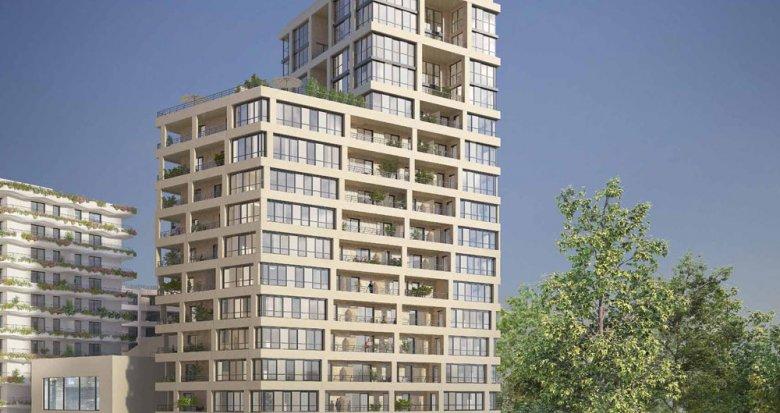 Achat / Vente immobilier neuf Paris 17 quartier Batignolles - Monceau (75017) - Réf. 174
