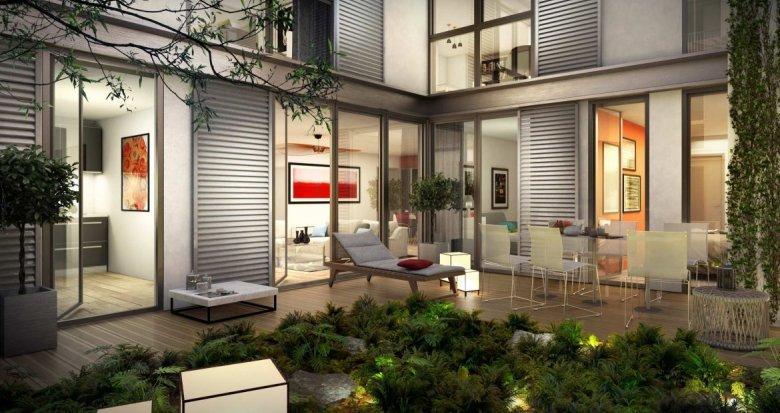 Achat / Vente immobilier neuf Paris 5e arrondissement à côté du Jardin des Plantes (75005) - Réf. 1958