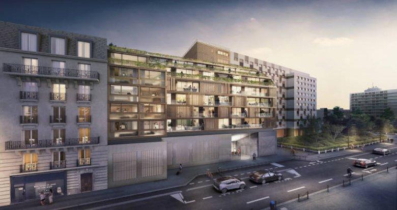 Achat / Vente immobilier neuf Paris au coeur du 15eme arrondissement (75015) - Réf. 4146