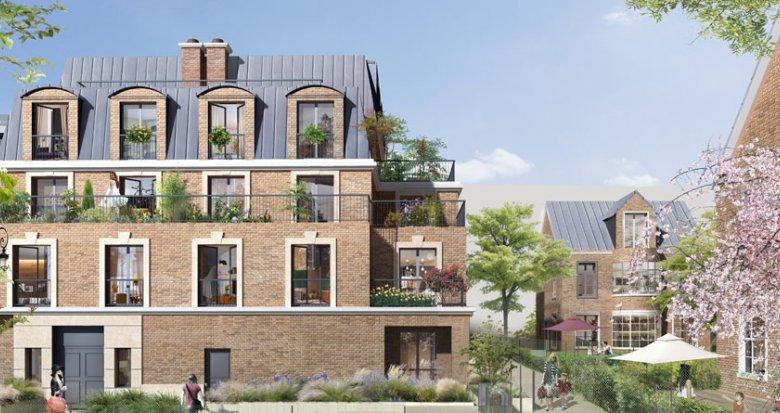 Achat / Vente immobilier neuf Puteaux proche Paris (92800) - Réf. 1851