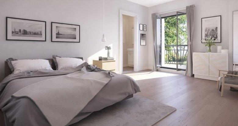 Achat / Vente immobilier neuf Rueil Malmaison proche centre-ville (92500) - Réf. 2019