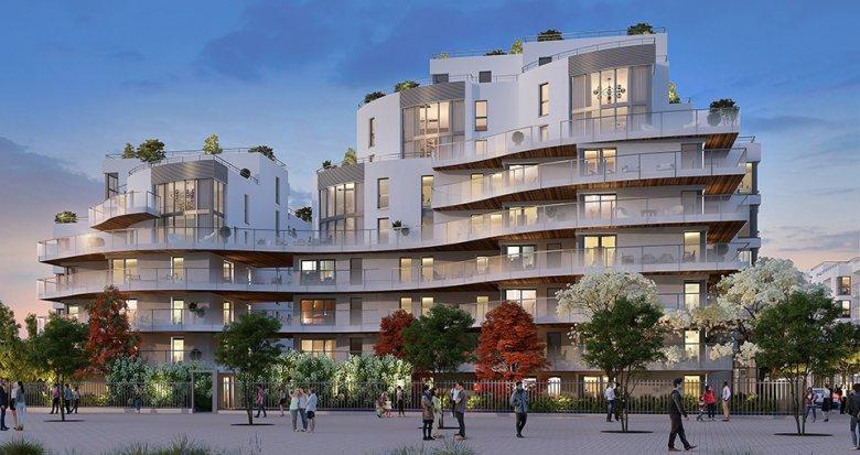Achat / Vente immobilier neuf Rueil-Malmaison quartier l'Arsenal (92500) - Réf. 2740