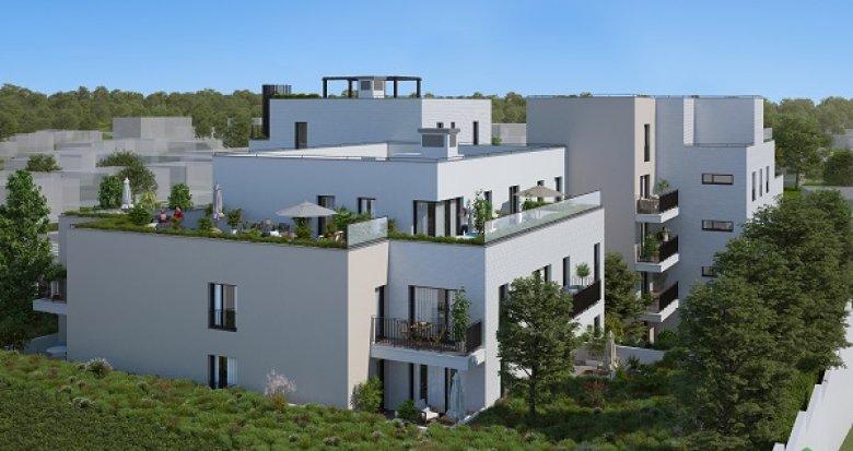 Achat / Vente immobilier neuf Rueil-Malmaison quartier Richelieu-Châtaigneraie (92500) - Réf. 3730