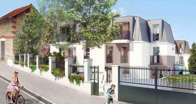 Achat / Vente immobilier neuf Sèvre quartier résidentiel (92310) - Réf. 2677