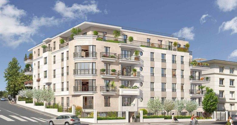 Achat / Vente immobilier neuf Suresnes à proximité des commodités (92150) - Réf. 2333