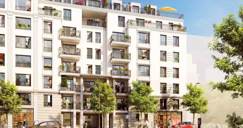 Achat / Vente immobilier neuf Suresnes proche centre-ville et bords de Seine (92150) - Réf. 1946
