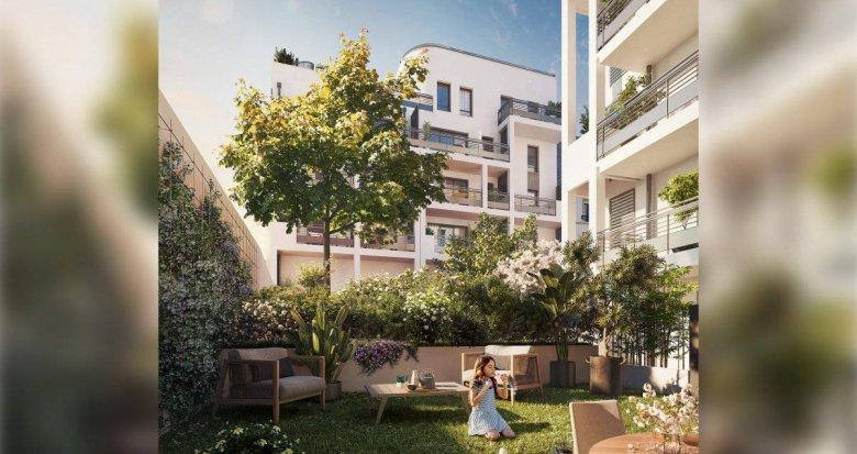 Achat / Vente immobilier neuf Vanves coeur quartier Lycée Michelet (92170) - Réf. 6253
