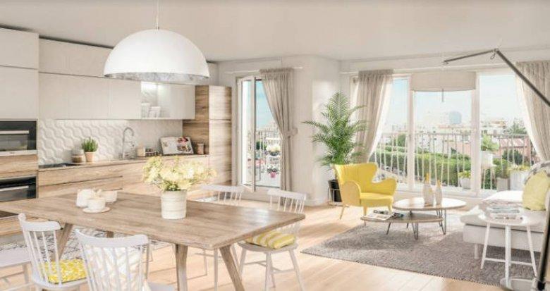 Achat / Vente immobilier neuf Vanves quartier cœur Saint-Remy (92170) - Réf. 2929