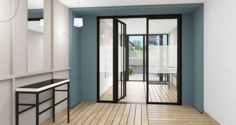 Achat / Vente immobilier neuf Villeneuve-la-Garenne proche du parc de la Chanteraine (92390) - Réf. 123
